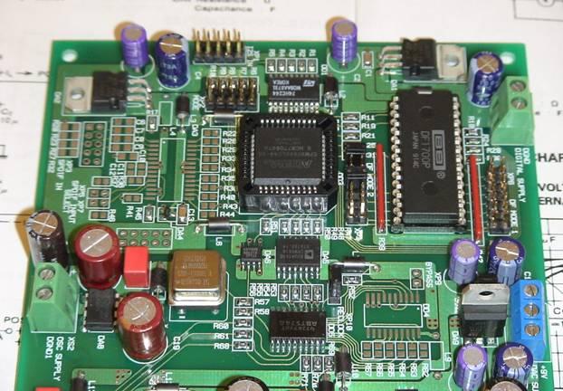 Тетродный однотактный ламповый усилитель на 6П7С 7 Вт
